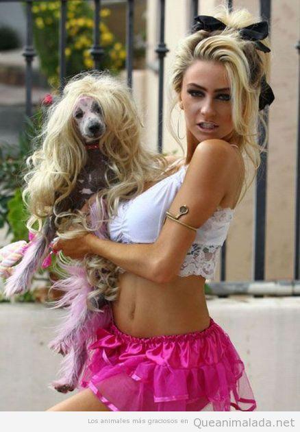 Dueñas que se parecen demasiado a sus perras…