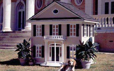 Esto sí que es una casa para perros