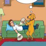 La venganza de tu perro está cerca...