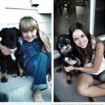 RT si tú también llevas toda una vida con tu perro
