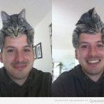 Os gusta mi nuevo sombrero?