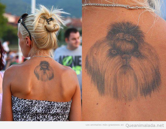 Quieres tanto a tu perro como para tatuártelo?