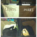 Gatos en la cesta de la ropa sucia…