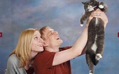 Una verdadera foto de familia!