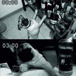 Cronología de una fiesta salvaje de carlinos