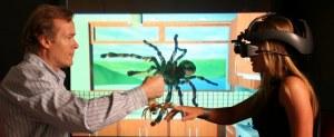 Combatir aracnofobia con realidad virtual