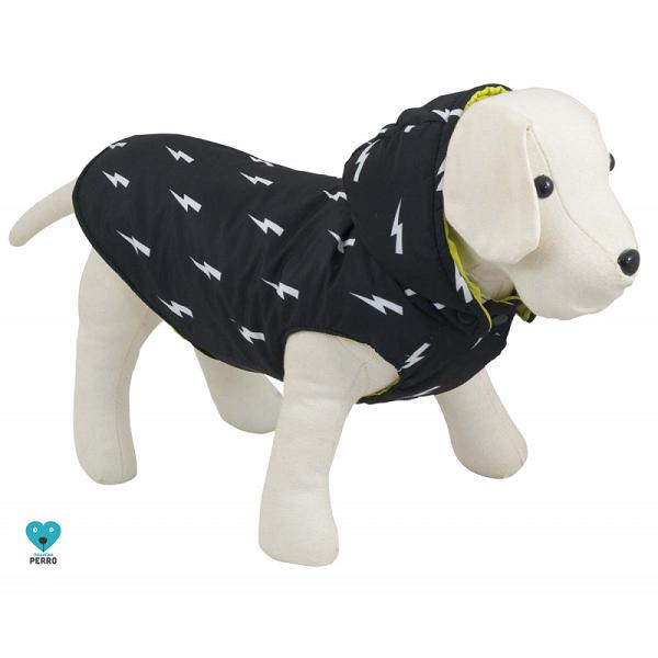 Anorak para perro estampado rayos