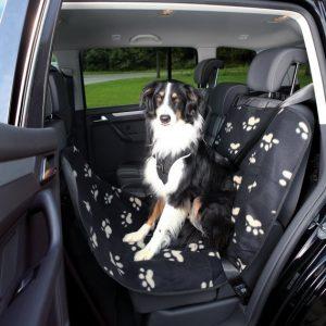 Cubre asientos para perros en coche