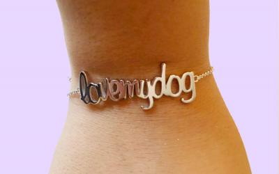 Joyas para amantes de los perros