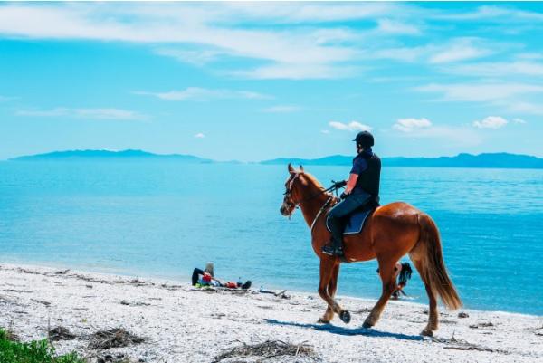 Montar a caballo puede ayudar a tu salud mental y física