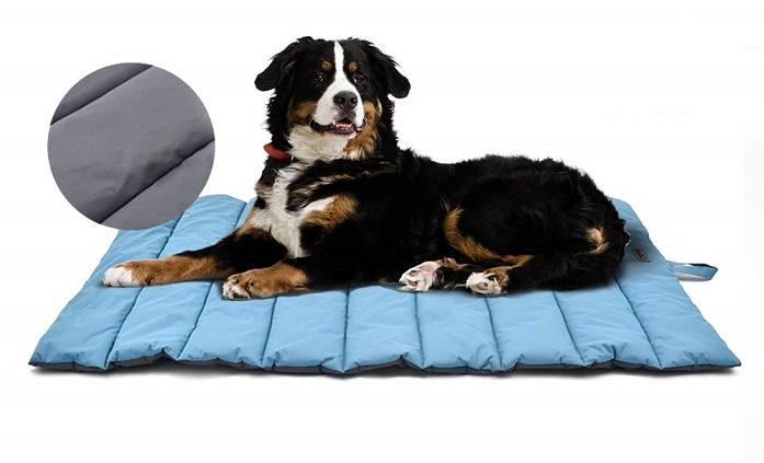 Cama impermeable para perros grandes
