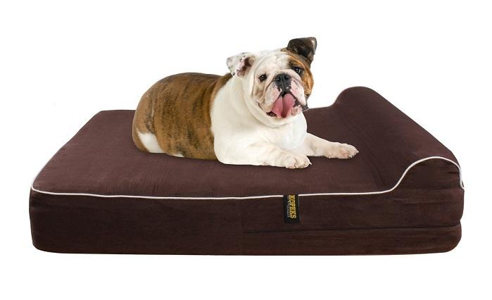 Camas ortopédicas perros grandes